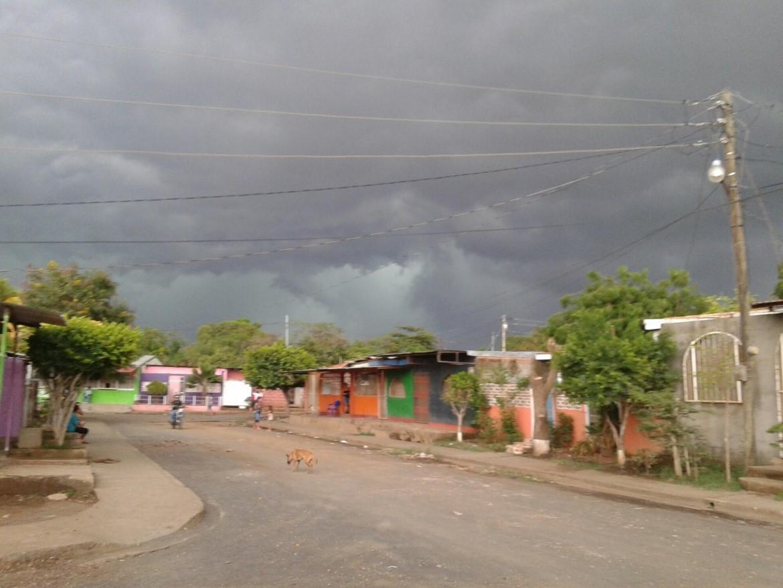 Nicaragua - c. Burns